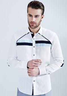 Erten Gömlek | 2014 Ilkbahar Yaz Shirt Dress, Mens Tops, Shirts, Dresses, Fashion, Vestidos, Moda, Shirtdress, Fashion Styles