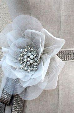 erin cole wedding accessories | sashes