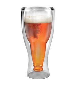 Hopside Down Beer Glass from Perpetual Kid, $20 #dailyfinds
