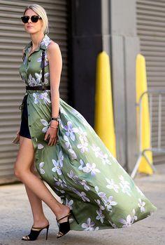 Voyez les meilleures inspirations street style de looks d'été sur LOULOUmagazine.com.