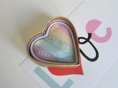 AUDREY : I Hearth Makeup Unicorn Heart Aydınlatıcı..