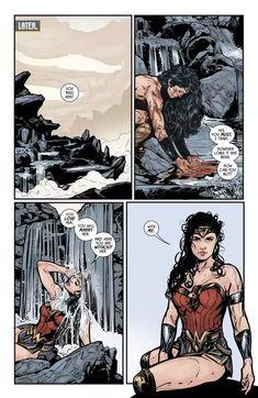 Batman Wonder Woman, Wonder Woman Comic, Wonder Women, Marvel Dc, Marvel Comics, Woman Sketch, Dc Comics Superheroes, Batman And Superman, Comic Page
