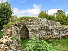 Champlitte, écoyeux dans un murger - Cabane en pierre sèche — Wikipédia