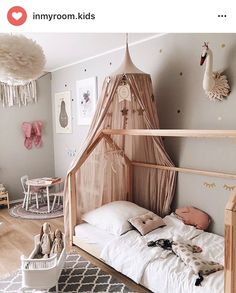 Girly rooms ideas amazing toddler room decor and girl room bedroom outstanding toddler girl room toddler Pink Bedroom For Girls, Pink Bedrooms, Baby Bedroom, Little Girl Rooms, Pink Room, Trendy Bedroom, Childs Bedroom, Bedroom Decor, Bedroom Furniture