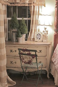 Savvy Southern Style: My Favorite Room....French Country Cottage
