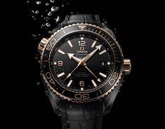 @omegawatches presenta su renovada colección #PlanetOcean, Seamaster Planet Ocean 600M.