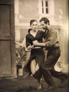 It's always been about the dance... Resultado de imagem para pasion por la vida #dance #couple