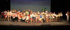 School theatre competition Huercal Overa