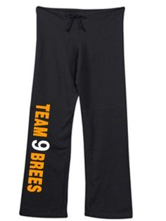 "Womens Drew Brees Sweatpants Black Size Small by Mixapparelusa. $32.00. 100% pre-shrunk combed ring-spun cotton. Bella. Coverstitched drawstring waistband, straight wide open bottom leg. Size small (inseam 31.5"" waist 17"" relaxed). 7.5 ounce. A perfect pair of sweatpants for the female sports fan. A super quality and very comfortable product sold by us Mixapparelusa."