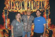 Jason Aldean Burn It Down Tour! 08/29/14 - Saratoga Springs, NY