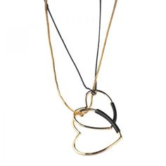 Heart to Heart Long Necklaces