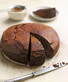 Gino D'Acampo's Chestnut and Chocolate Cake  http://www.mydish.co.uk/recipe/8297/gino-dacampos-chestnut-and-chocolate-cake  #mydish.
