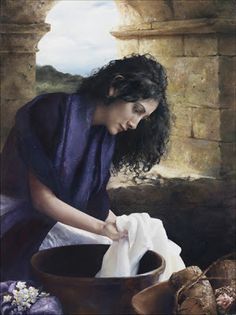 Biblical Women and the Spread of the Gospel - Wesleyan Covenant Association Arte Lds, Lds Scriptures, Religion, Relief Society Activities, Lds Art, Young Art, Lds Church, Church Ideas, Women Of Faith