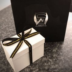 WinterSilvermsiths Jewellery Packaging