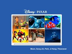 the-walt-disney-company-and-pixar-inc-to-acquire-or-not-to-acquire by Eric Moon via Slideshare