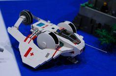 Lego Spaceship, Spaceship Design, Space Fighter, Lego Ship, Lego Boards, Lego Mechs, All Lego, Lego Projects, Lego Building