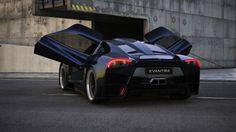 Concept automobile - good picture