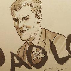 The Joker by Paolo Rivera *