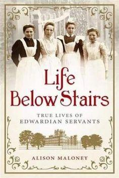 Life Below Stairs by Sian Evans