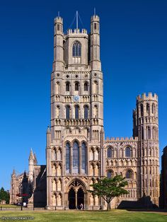 ely cathedral west tower - Google Search