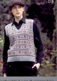 #ClippedOnIssuu from Fair isle knitting