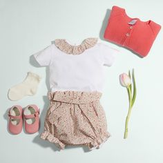 BABY GIRL LOOK 5 - LOOK BOOK - GIRL - BABY