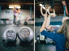 Crossfit engagement | crystal + tim part 2: crossfit lovers » Erika Delgado Photography