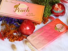 Review: Too Faced – Sweet Peach Eye Shadow Palette