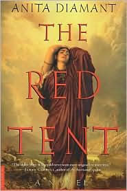 The Red Tent by Anita Diamant    Another book I have reread several times for book clubs because I think it's a fabulous read. Great to think of the women who lived during Jesus' time.