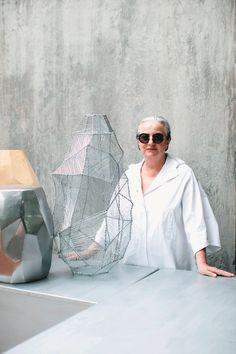 Artek revives Alvar Aalto products for latest furniture collection Rue Saint Honoré, Anti Fashion, Fashion Women, Hybrid Design, Alvar Aalto, Trends, Furniture Collection, Old Women, Kaftan