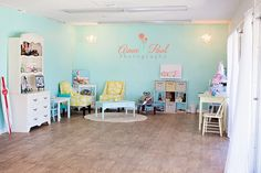 Photography Studio Tour » Mommy Babble | Aimee Pool Photography | Santa Cruz Photographer