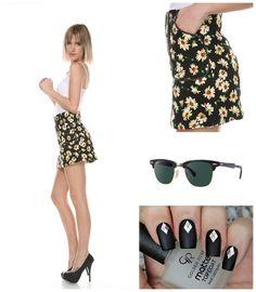 Pretty and Original Outfit!  <3 http://ift.tt/1TEoVoP http://ift.tt/1MDtyLA