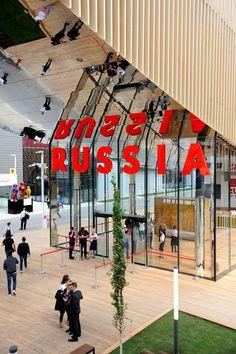 RussianPavilion Russia Expo2015 Milan