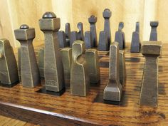 Blacksmith Chess Set...