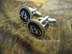 handmade jewelry, cuff links, valentines day gift, husband gift