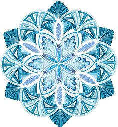 Energize It Ocean White Mandala by Jane Snedden Peever Mandala Art, Mandala Doodle, Mandala Painting, Mandala Drawing, Mandala Pattern, Doodle Art, Doodle Inspiration, Dot Art Painting, Fractal Art