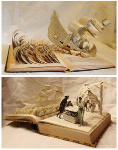 Wetcanvas' book alterations
