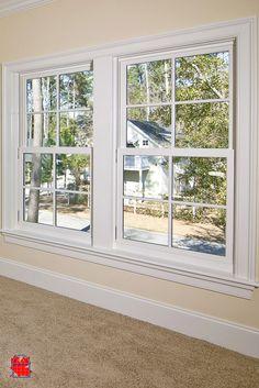 Single Hung Windows   See more: http://edmontonwindowsdoors.ca/single-hung-windows/