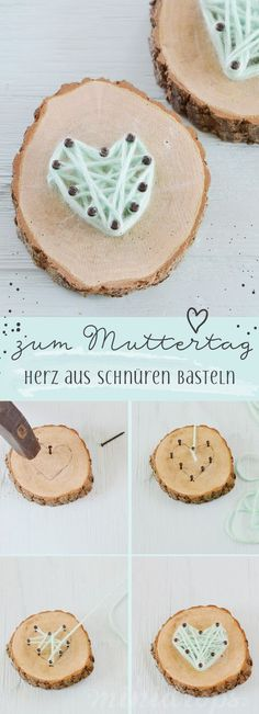 Next Post Previous Post String Art Heart for Mother's Day – so cute and easy! Cute craft idea for children for Mother's Day from Minidrops // # Mother's Day Informations About String Art zum Muttertag: Herz aus Nägeln und Wolle Cute Crafts, Easy Crafts, Diy And Crafts, Arts And Crafts, Rock Crafts, Recycled Crafts, Creative Crafts, Felt Crafts, Homemade Gifts