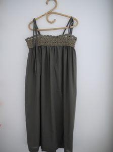 Une robe d'été ...