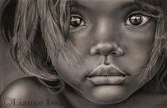Little Girl Brazil by Lianne-Issa.deviantart.com on @deviantART