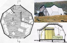 Modern Prefab Modular Homes - Prefabium: Prefab Geodesic Dome Home