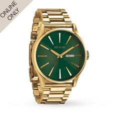 Mens Nixon The Sentry SS Watch   Mens Watches   Watches   boutique.Goldsmiths