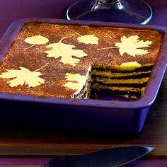 No cook pumpkin chocolate icebox pie