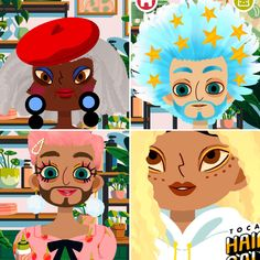 #tyylileikki #kampaamoleikki Scooby Doo, Pikachu, Ios, Android, Iphone, Fictional Characters, Fantasy Characters