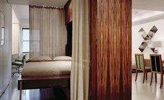 CrystalTech - [ Roger Hirsch Architect ] - modern - bedroom - new york - Roger Hirsch Architect