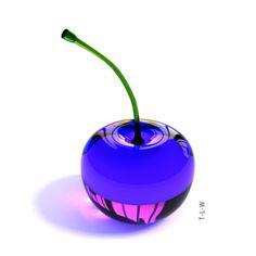Buy Rainbow Cherries Mug - Purple by ~THE-LEMON-WATCH on deviantART