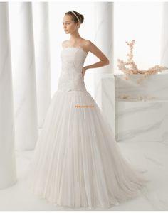 Menyasszonyi ruhák stólával  Ujjatlan Cipzár Menyasszonyi ruhák 2015