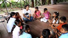 Aprende y educa sobre la conservación amazónica (EduCREA)