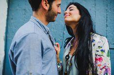 Maria Benitez fotografia· Fotógrafos de bodas · Destination wedding photographer · Preboda · Sesión de pareja · Engagement · Fotos de pareja · Couple · Cute · Tarifa . Cadiz . Summer . Puerto . Muelle . Dock . Spain